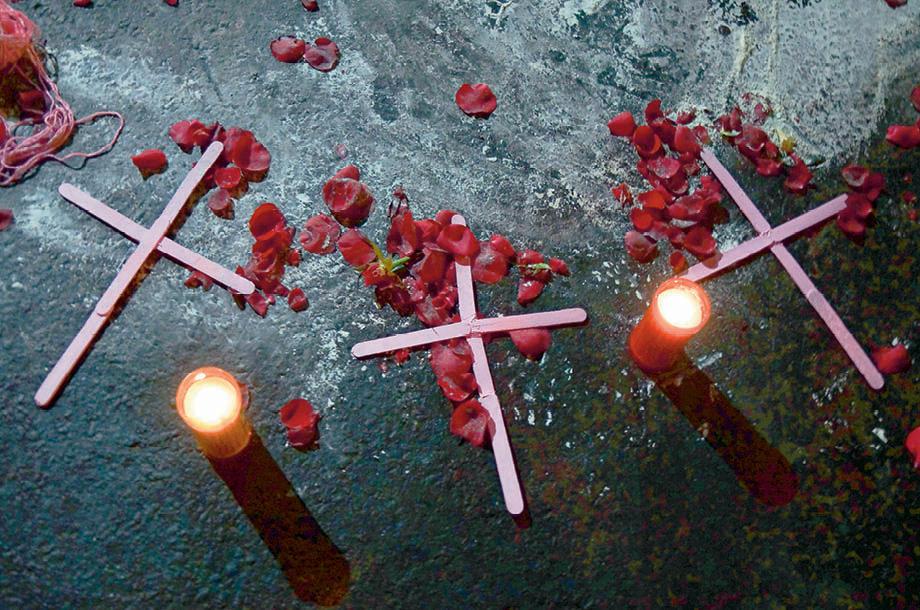 RD es el tercer país de AL donde ocurren más asesinatos de mujeres