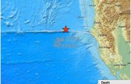 Terremoto 6.8 sacude costa California