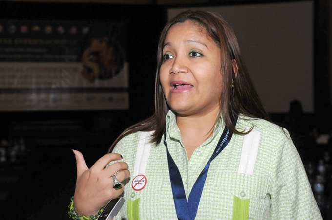 """HIGUEY: Cancelada fiscal Elizabeth Rijo niega haber """"abofeteado"""" a conserje"""