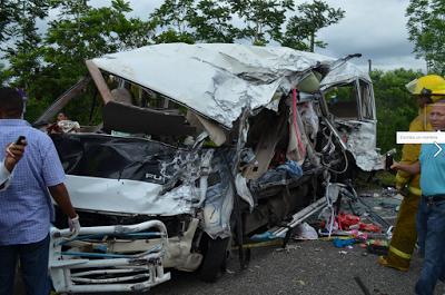 En RD se producen cien accidentes de tránsito diarios; ven cifra es alarmante