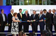 Hospital Metropolitano de Santiago inaugura centro cardiovascular