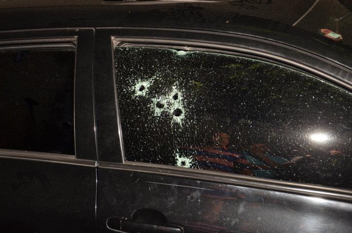 Hombre borracho asesina taxista a balazos en la avenida Independencia