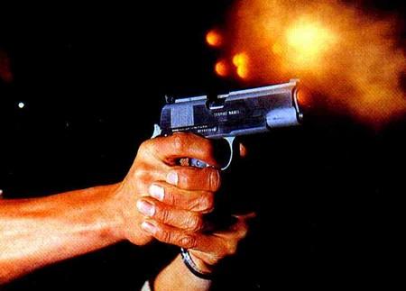 SANTIAGO: Matan a tiros a joven 24 años