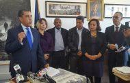 Congresista Adriano Espaillat alerta sobre estafa con envío de ayuda a RD