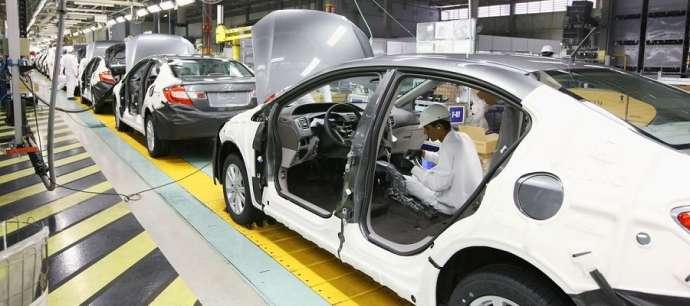 Empresa japonesa Honda ya ha fabricado 100 millones automóviles