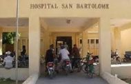 NEIBA: Niño de 4 años muere aplastado portón de hierro