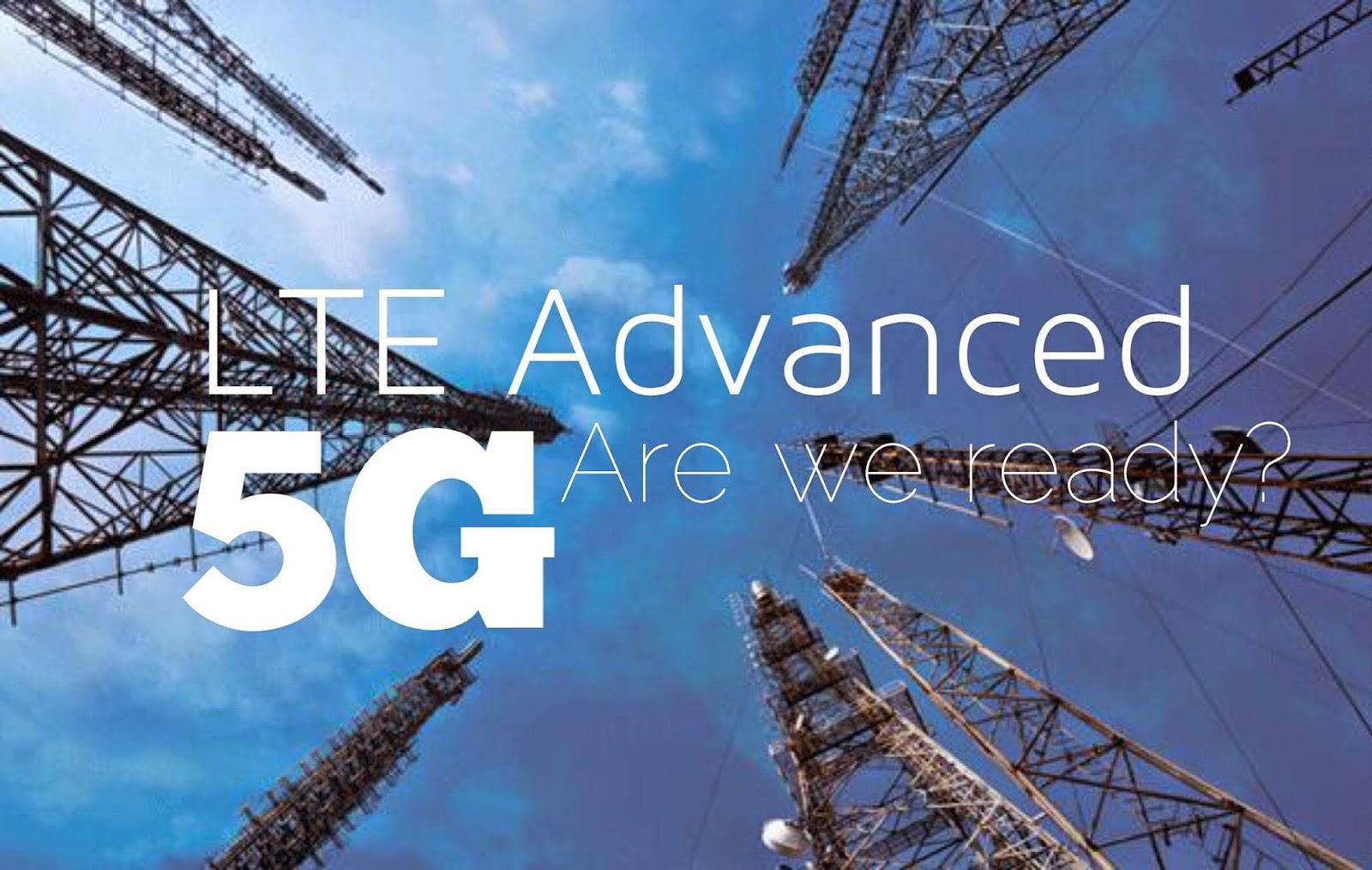 LTE y 5G impulsarán la Internet de Todo hiperconectado