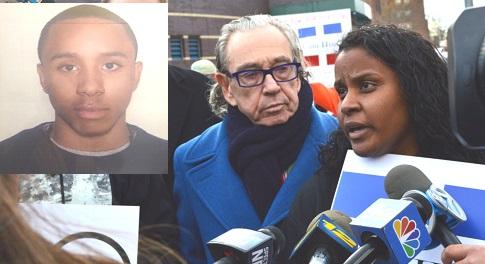 Familia dominicana demandará NYPD por muerte de hijo