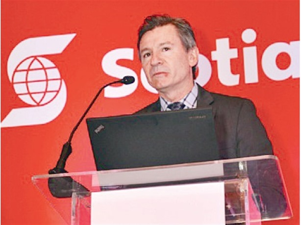 Vicepresidente Scotiabank vaticina RD seguirá como segunda economía AL
