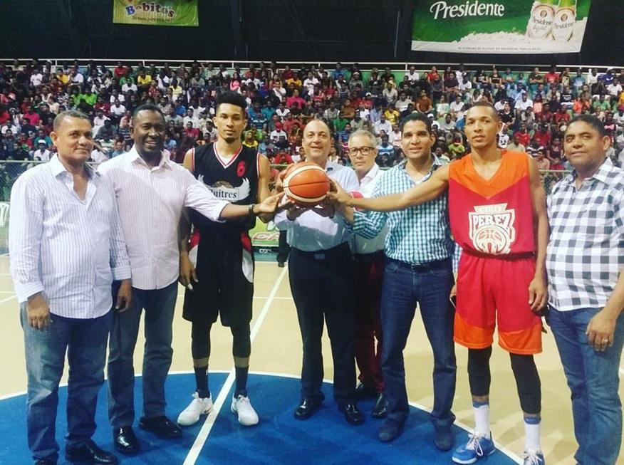 Ciro Pérez empata serie final basket superior de SC