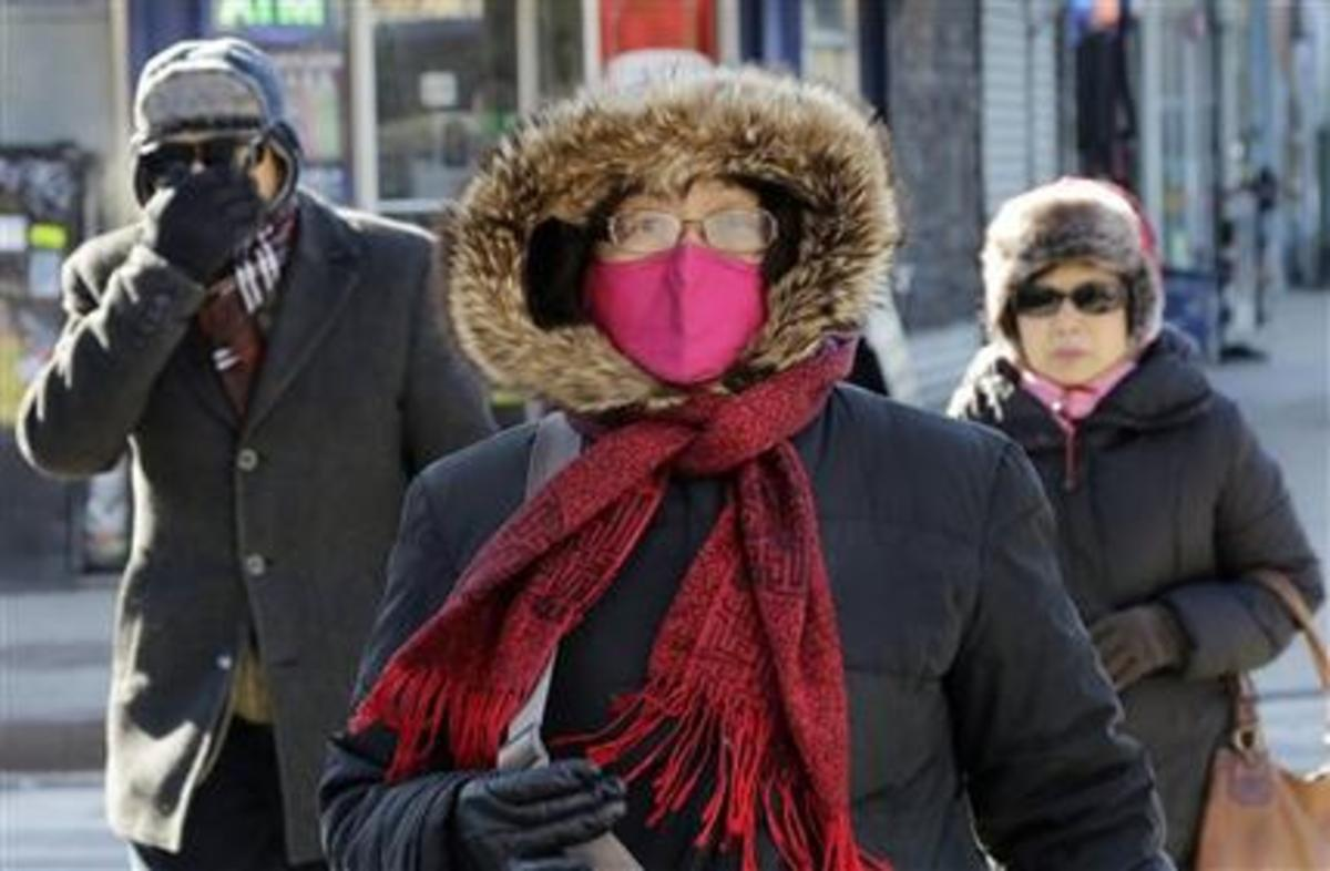 NUEVA YORK: Autoridades declaran estado de alerta ante ola de frío extremo