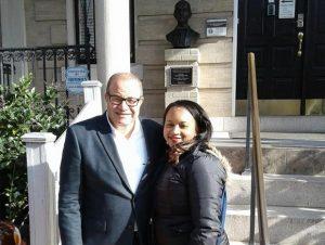 WASHINGTON: Embajador RD recibe abogados «Sin fraude sí se puede viajar»