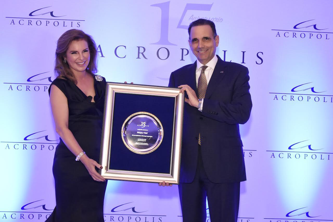 Acrópolis reconoce al Citybank