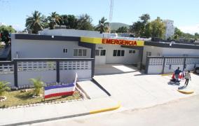 JIMANI: Presidente inaugura hospital