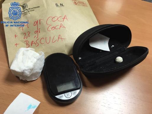 ESPAÑA: Muere 'mula' dominicana, apresan otros 2 por tráfico drogas