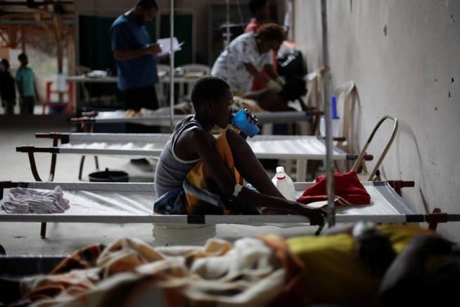 Disminuyen casos de cólera en Haití