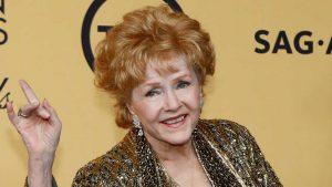 Muere actriz Debbie Reynolds, día después que su hija Carrie Fisher