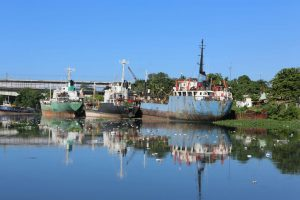 Autoridad Portuaria inspecciona embarcaciones ríos Ozama e Isabela