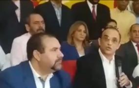 Antún Batlle se reintegra al PRSC y afirma que él es el presidente de este partido