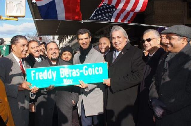 Destacan cualidades profesionales y humanas de Freddy Beras Goico