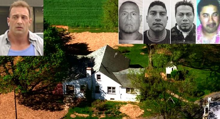 NUEVA YORK: Acusan ex policía de asesinar 4 hispanos y enterrarlos en finca