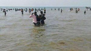 Se hunde barco con quipo de fútbol de Uganda