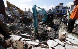 INDONESIA: Aumentan mas de un centenar muertos terremoto