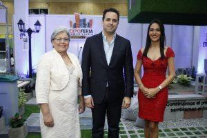 Celebran Expo Feria Inmobiliaria con rotundo