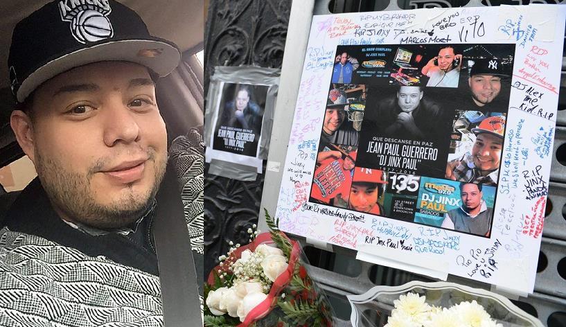 Se entrega conductor atropelló de muerte al DJ de La Mega, Jinx Paul