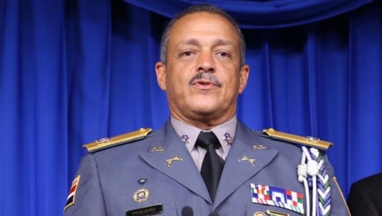 Director Policía Nacional dice Percival y cómplices querían desestabilizar el país