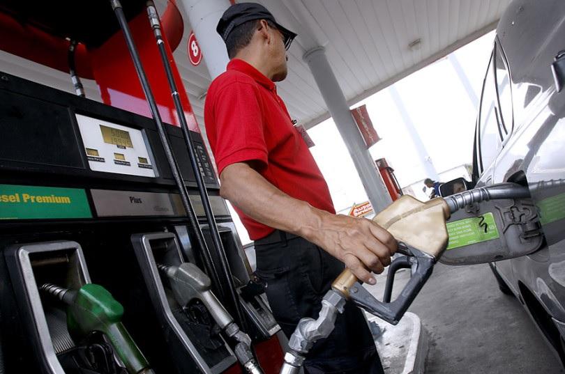 Precios combustibles aumentan entre RD$2.00 y RD$5.00 en Rep. Dominicana