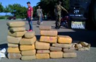 Ocupan cantidades notorias de drogas en zonas Barahona, Azua y Montecristi