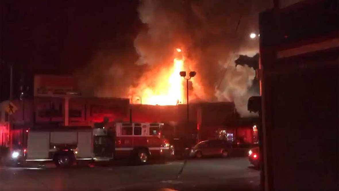 CALIFORNIA: Cifra de muertos por incendio llegaría a 40