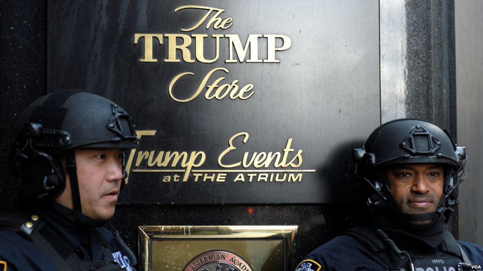 Los negocios de Trump: dolor de cabeza para EE.UU.