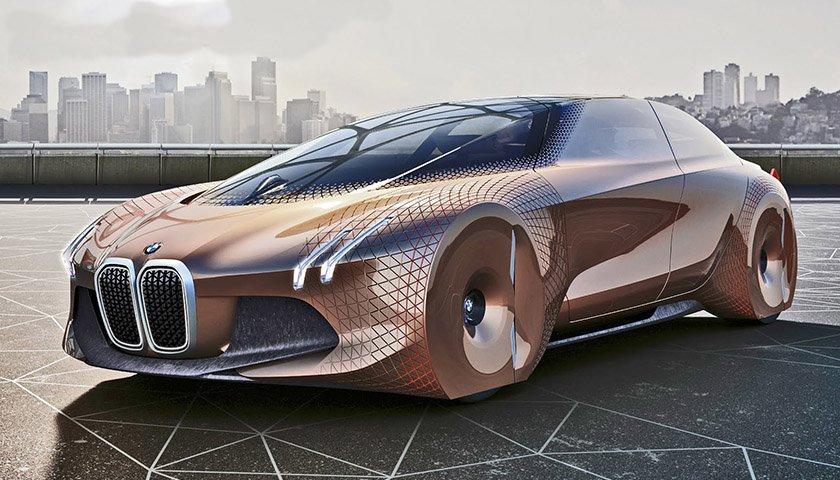 Los automóviles conceptuales que nos asombraron en 2016