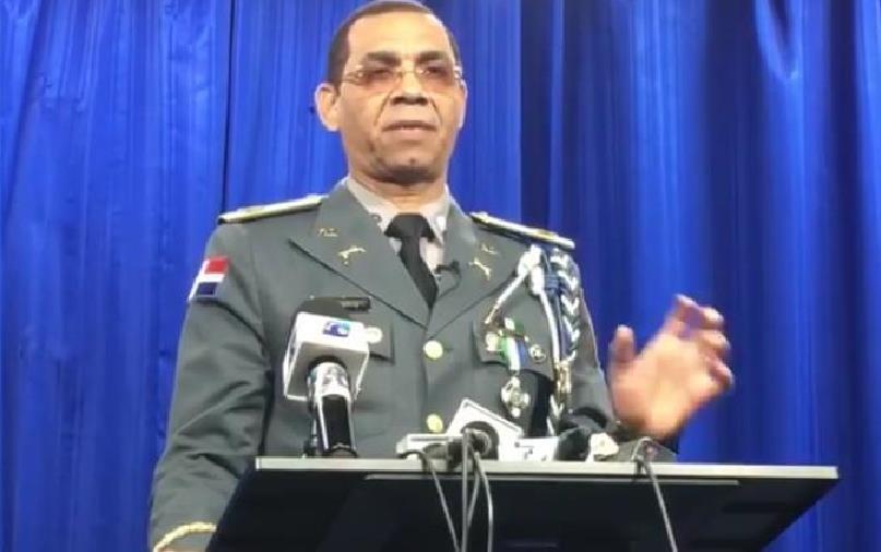 Niegan que el Director Nacional de la PNtenga 132 escoltas a su servicio