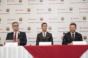 Scotiabank se convierte en socio bancario FC Barcelona