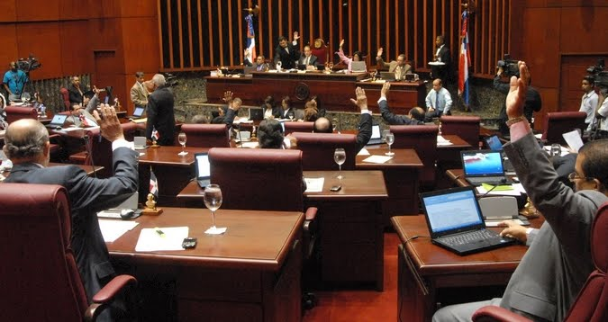 El Senado actualizará ley 644-74 para crear fideicomiso de seguridad