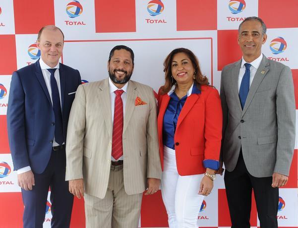 Total abre nueva estación de combustibles
