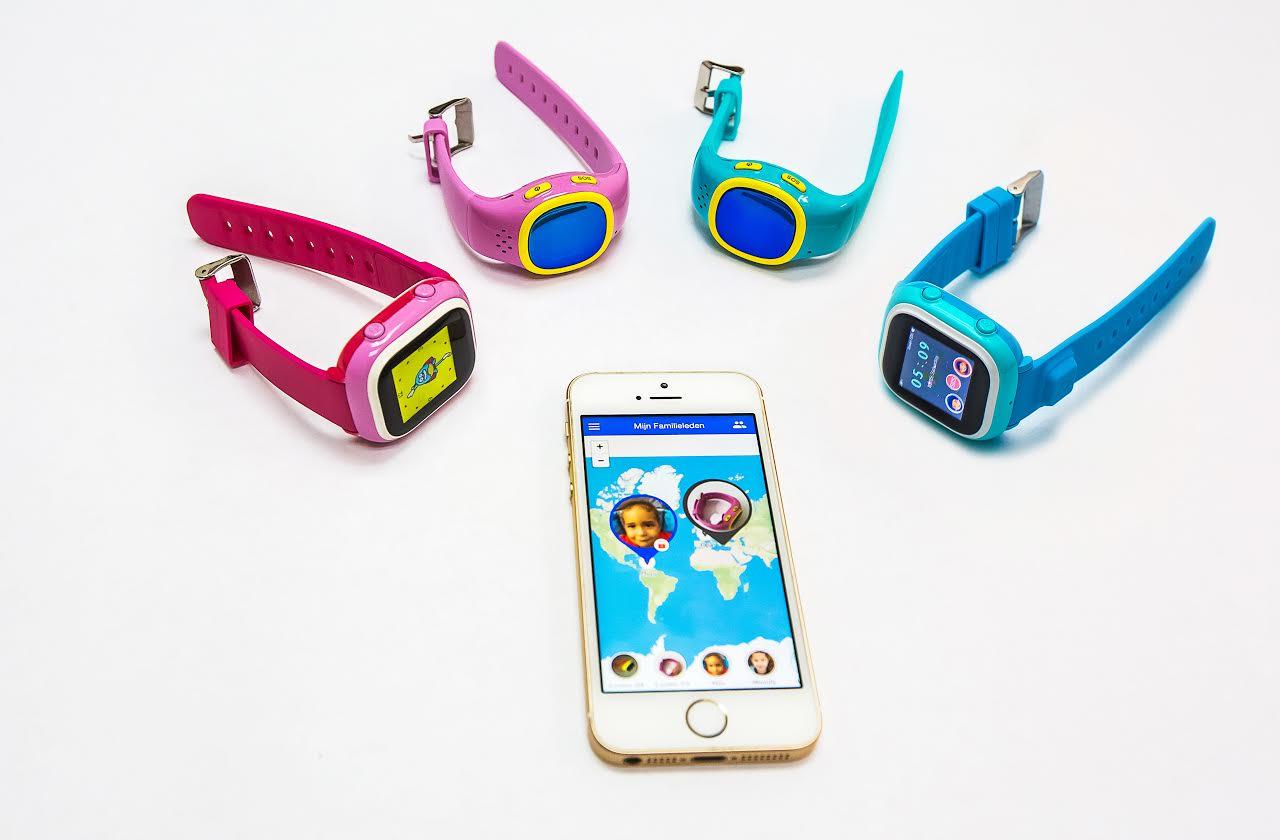 AGL lanza primer smartwatch para niños en la República Dominicana