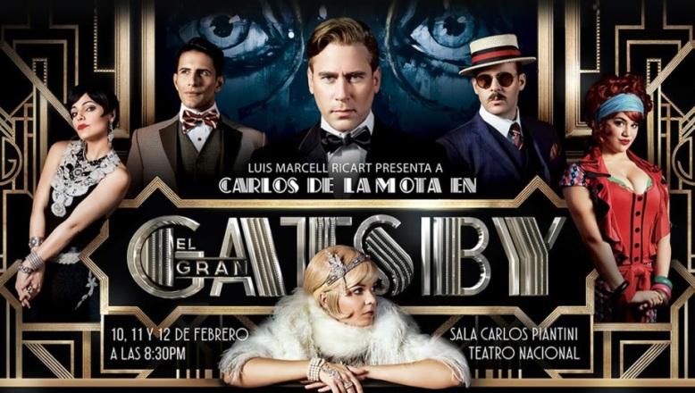 """El Gran Gatsby"" va al Teatro Nacional"