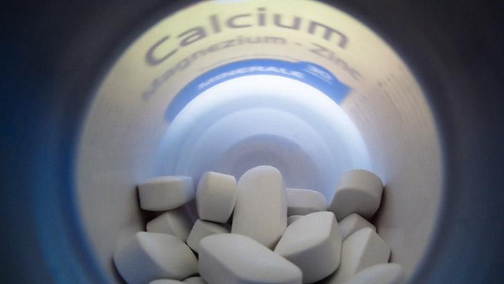 El peligro de consumir calcio sin receta