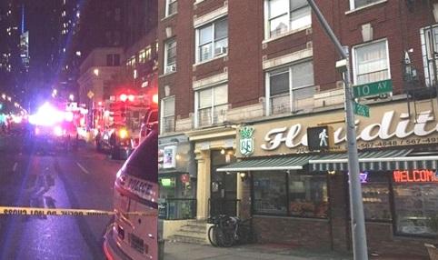 Hospitalizan 16 dominicanos por fuga gas en un edificio del Alto Manhattan