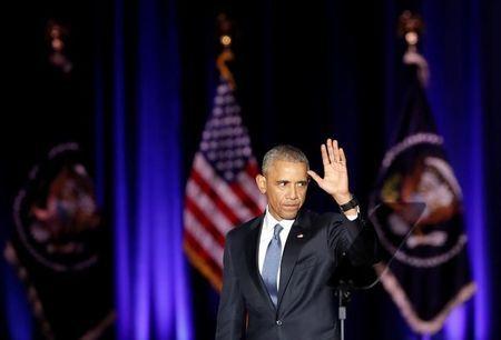 Obama se despide; insta a defender valores EEUU y rechazar discriminación