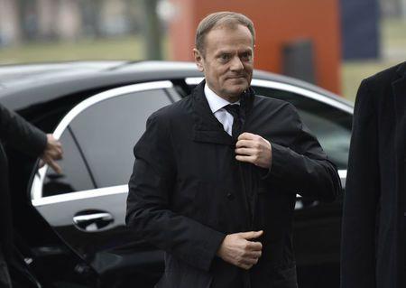 El presidente del Consejo Europeo pide a Europa unirse contra la amenaza de Trump