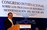 Senador Sánchez Roa dice que urge aprobar la Ley General de Agua