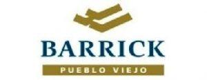 Barrick Pueblo Viejo, logo