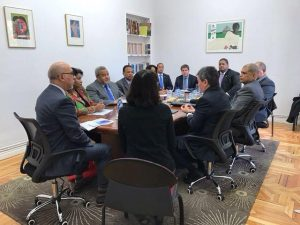 ESPAÑA: Cónsules dominicanos buscanmejorar seguro repatriación en exterior