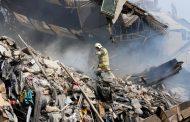 IRAN: 30 bomberos mueren tras derrumbe edificio