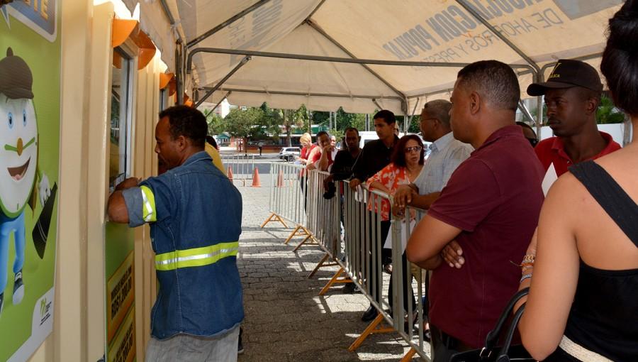 DGII expidió un millón 42 mil 335 marbetes hasta el pasado viernes